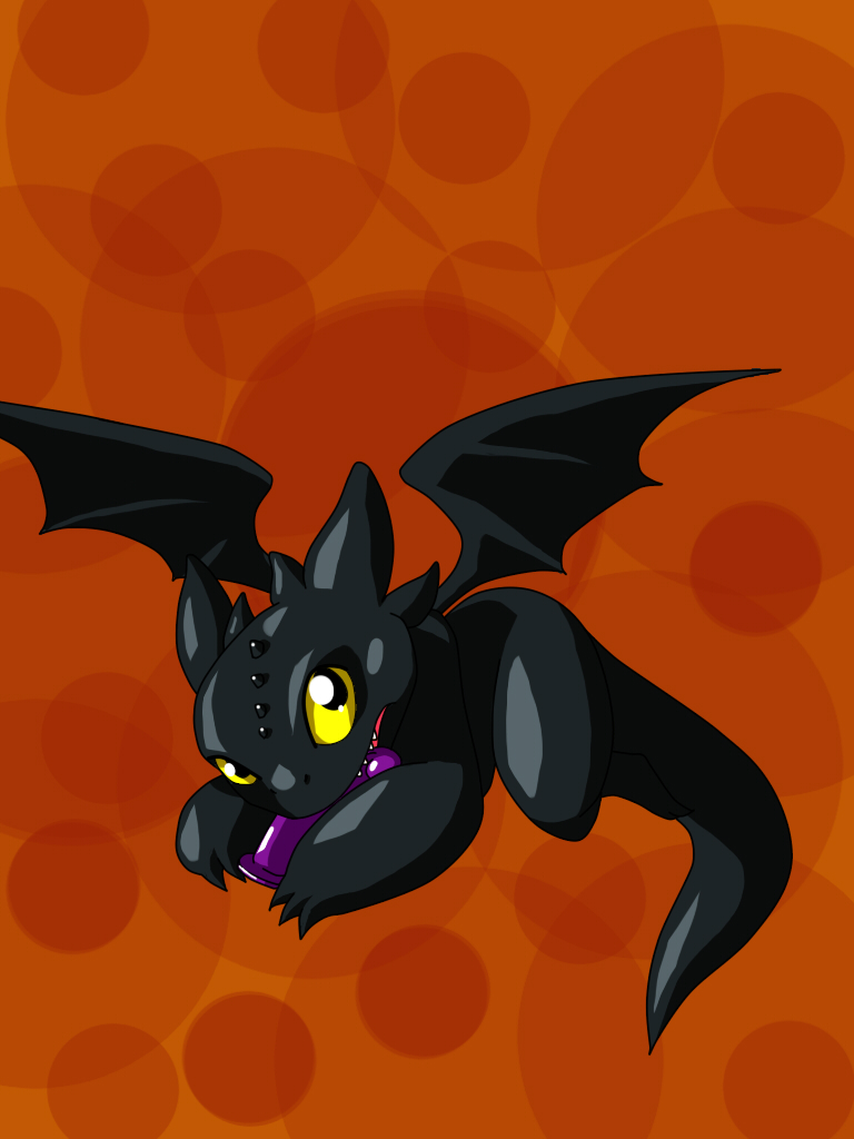 to your e621 how train dragon Spooky house of jumpscares