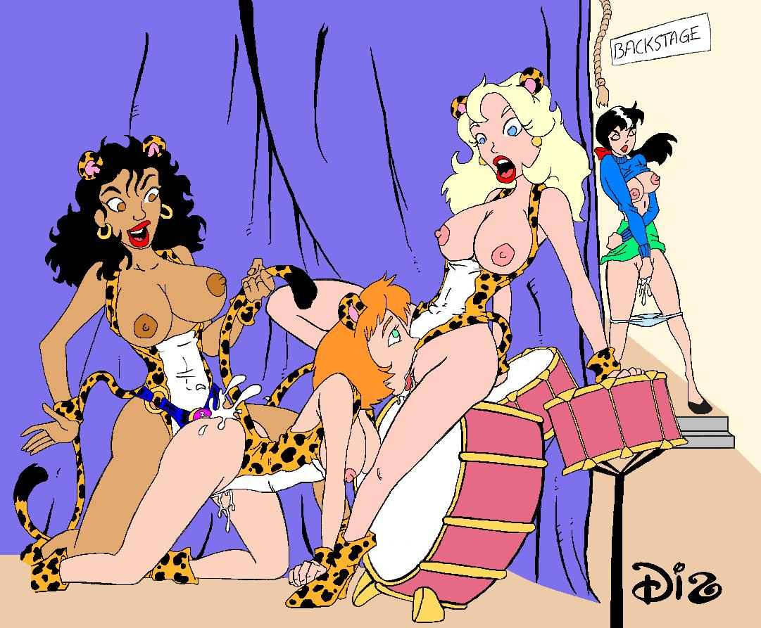 the pussycats naked and josie Josie and the pussycats naked