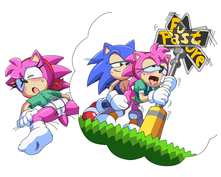 rose sonic hedgehog amy the Pirates of the caribbean nude