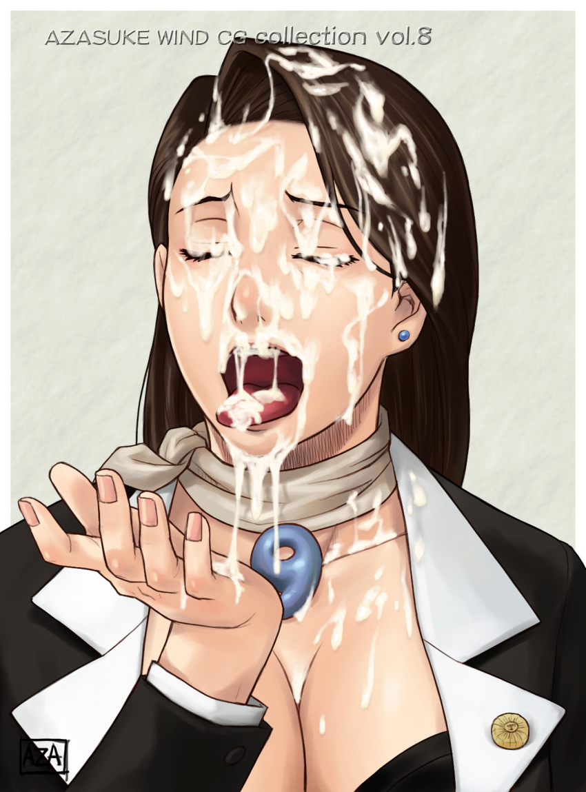 anime in girl business suit That time i got reincarnated as a slime souka