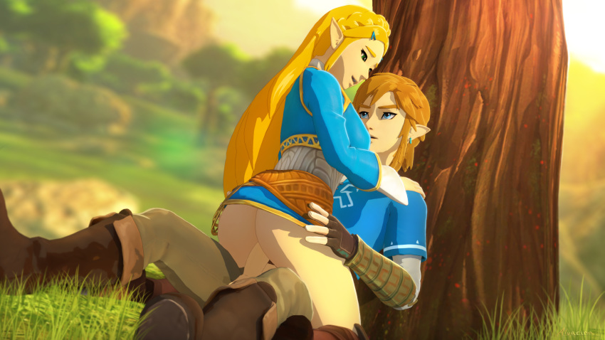 wild the of naked link breath I wanna see the whole tiddy