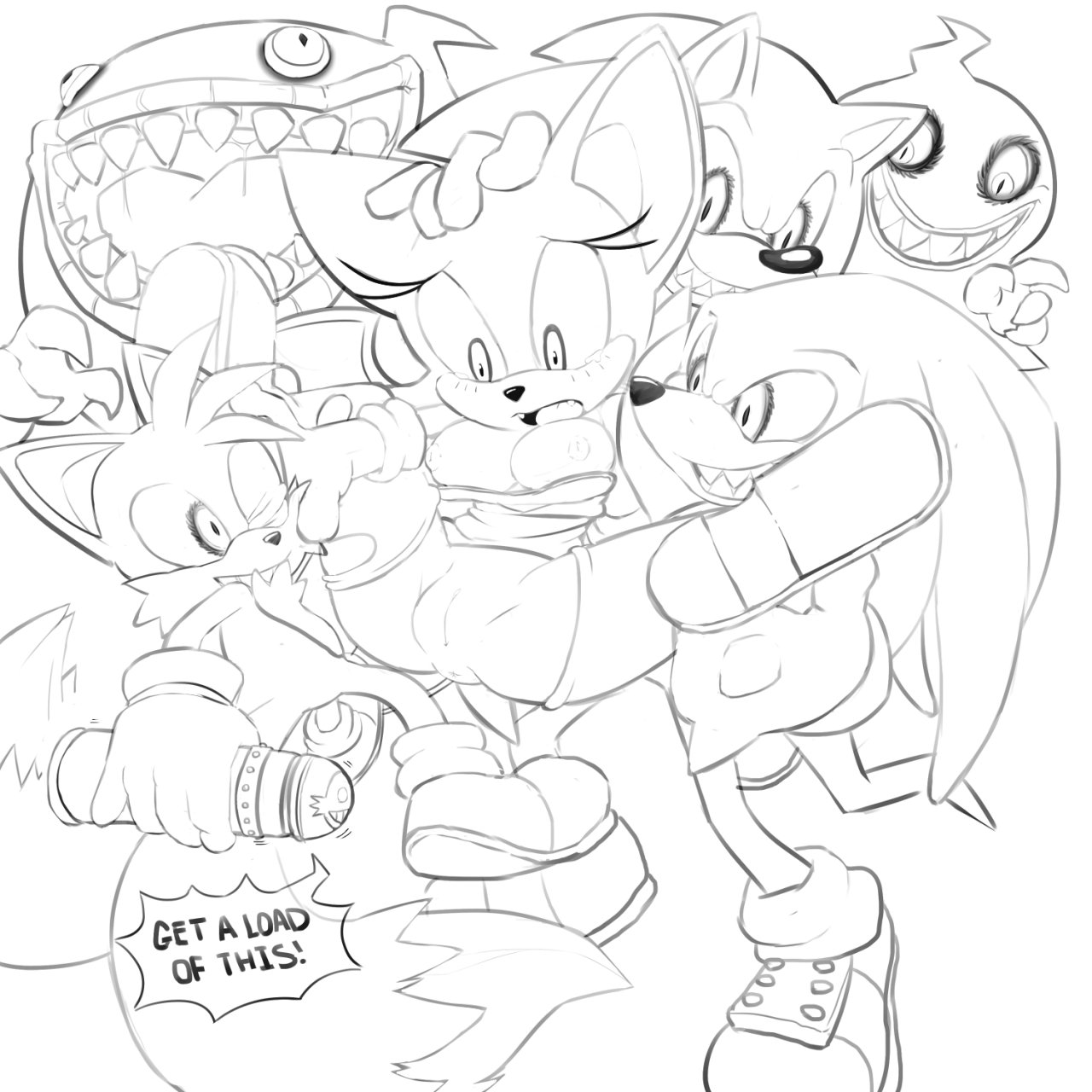 tails girl sonic a is from Dragon age inquisition cassandra hentai